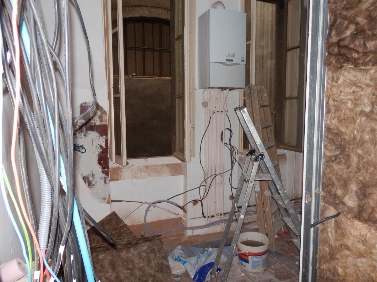 Rénovation complète d'un appartement Haussmannien : P6231445.JPG
