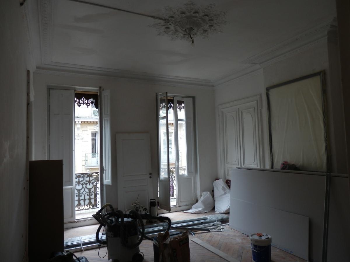 Rénovation complète d'un appartement Haussmannien : P6231447.JPG