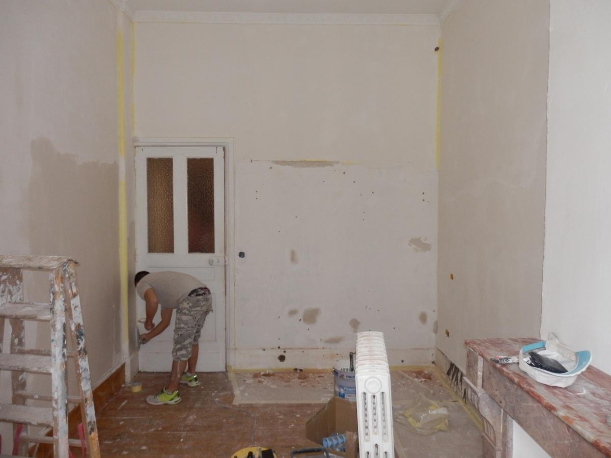 Rénovation complète d'un appartement Haussmannien : P6231450.JPG
