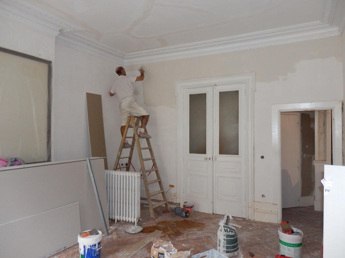 Rénovation complète d'un appartement Haussmannien : P6231451.JPG
