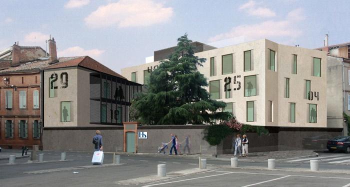 Hôtel place St Sernin (31)