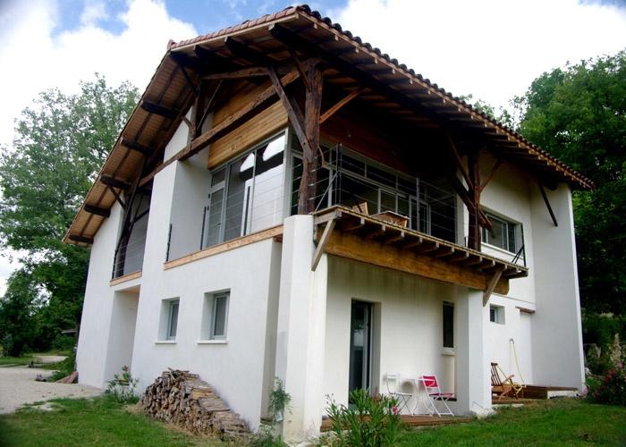 Rénovation d'une grange en logement individuel (31)