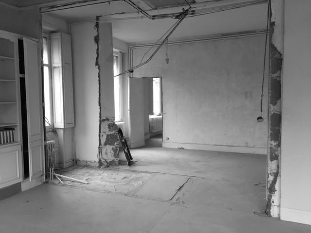 Rénovation d'un appartement 19ème et création d'un duplex : IMG_5751 - copie.JPG