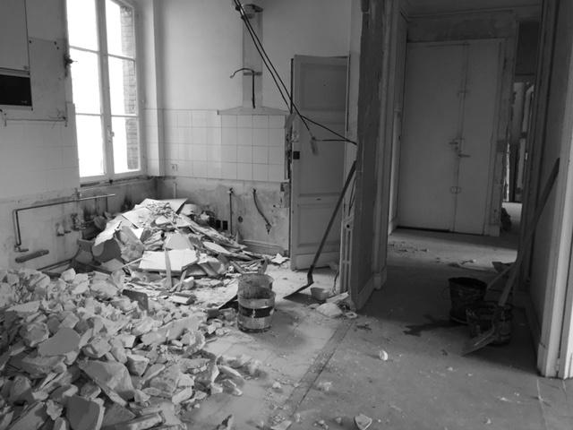 Rénovation d'un appartement 19ème et création d'un duplex : IMG_5753 - copie.JPG