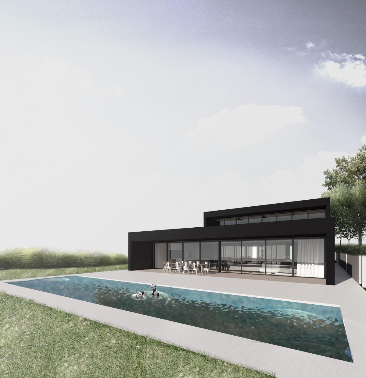 Maison B3 : 20180124 Pers exterieur piscine bonjour