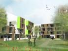 Construction de 83 logements sociaux (label BBC) - ILOT NATURA