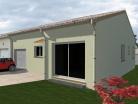 Construction d'une maison individuelle de type T4