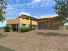 Rénovation d'une maison et réalisation d'un magasin