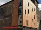 Réhabilitation et extension du centre d'art contemporain La Chapelle St-Jacques