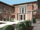 Transformation d'un château en hôtel de luxe