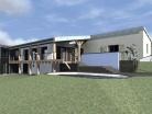 Extension pour une villa sur le Tarn