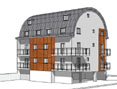 Conception de 6 logements en petit collectif