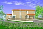 Etudes sur des maisons individuelles à tendance bioclimatique - Sud Ouest