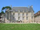 Restauration d'un monument historique � Le Ch�teau d'�  � Courseulles sur Mer (14)