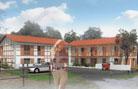Construction de 2 Immeubles R+1 (40) - Léon