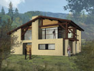 R�novation d'une grange en logement individuel (31)