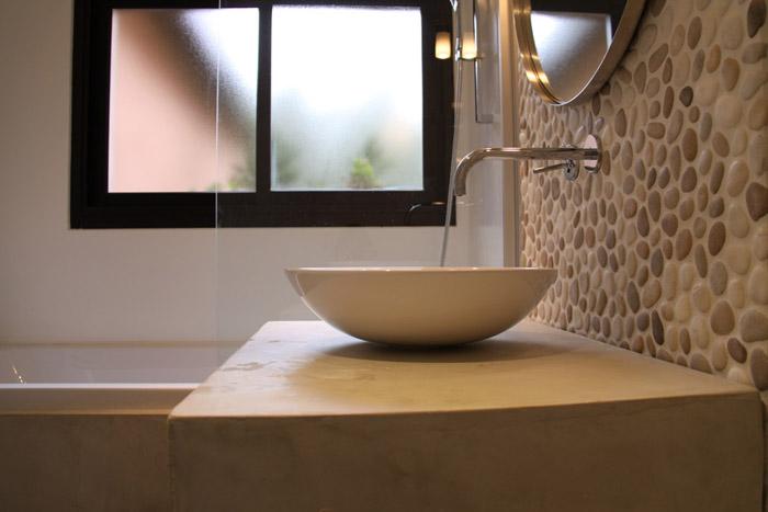 Emejing Salle De Bain Couleur Bois Photos - Amazing House Design ...